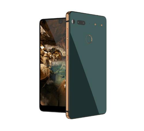 Sắp ra mắt điện thoại Essential thiết kế độc, cấu hình cao - 2