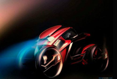 Ducati đang phát triển môtô 4 bánh độc lạ? - 11