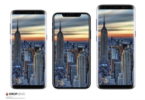 Cập nhật tin đồn mới nhất về iPhone 8 - 2