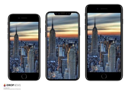 Cập nhật tin đồn mới nhất về iPhone 8 - 1