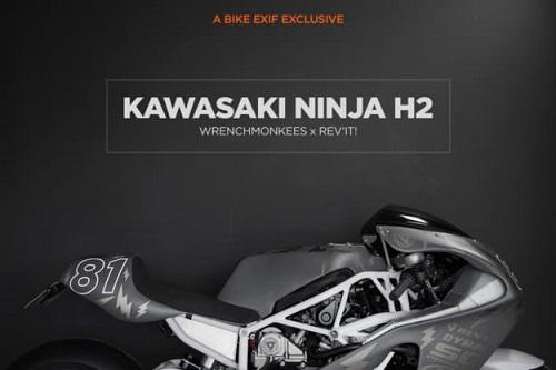 """Kawasaki Ninja H2 đậm chất hoang dã, """"vạn người mê"""" - 2"""