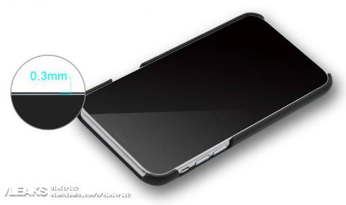 Lác mắt ngắm vỏ bọc iPhone 8 có camera sau kép dọc - 4