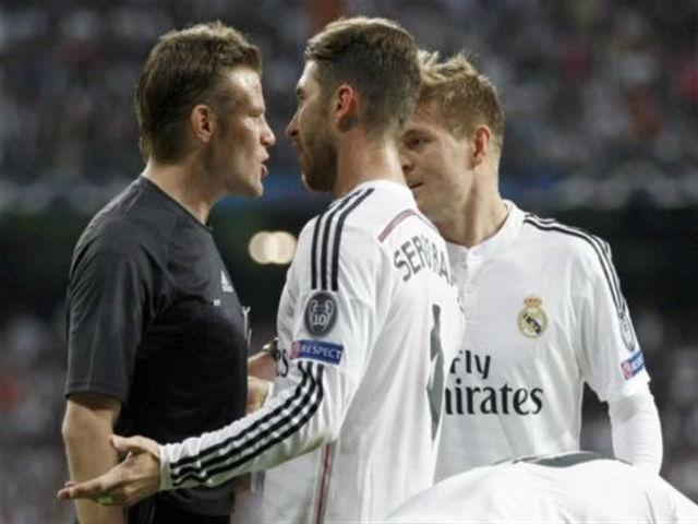 """Chung kết C1 Real - Juventus: Trọng tài bị đồn là """"fan"""" Real"""