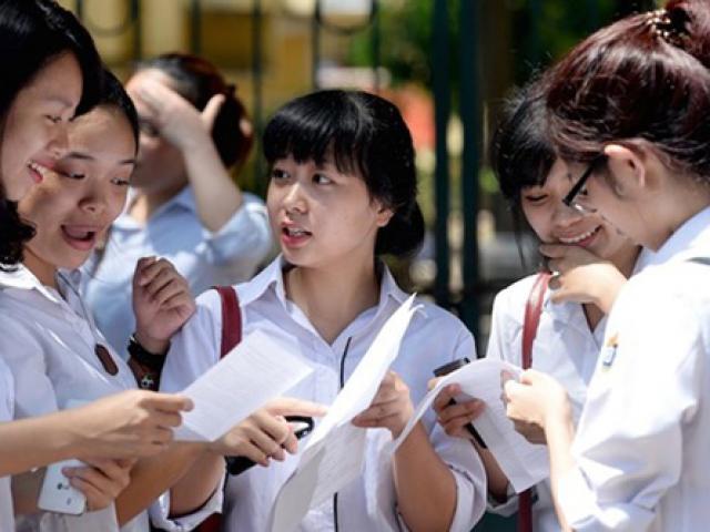 Ít nhất 60% câu hỏi đề thi THPT quốc gia 2017 ở mức cơ bản