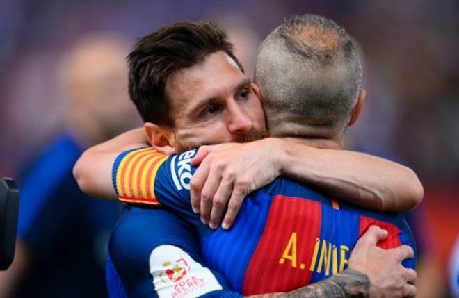 Barca: Tướng mới nhức đầu, vì Messi & World Cup - 1