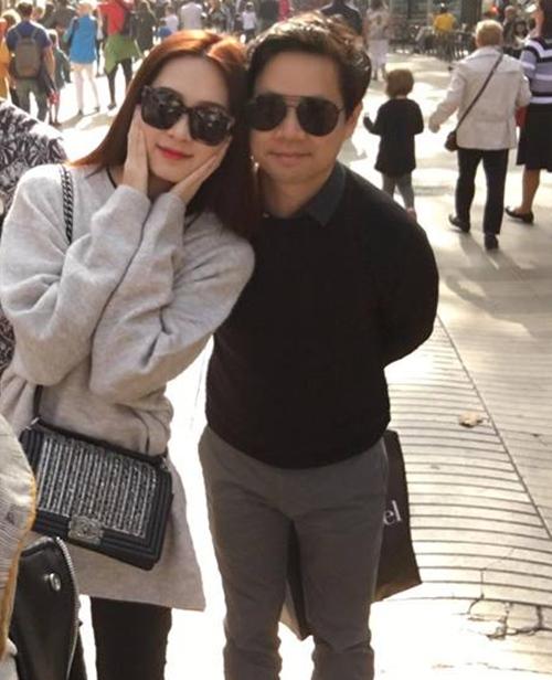 """Bạn trai Thu Thảo, Tú Anh vừa đẹp vừa giàu khiến fan ghen tỵ """"đỏ mắt"""" - 3"""