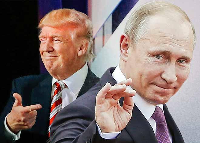 """Putin lần đầu lên tiếng về """"mối quan hệ"""" với ông Trump - 1"""