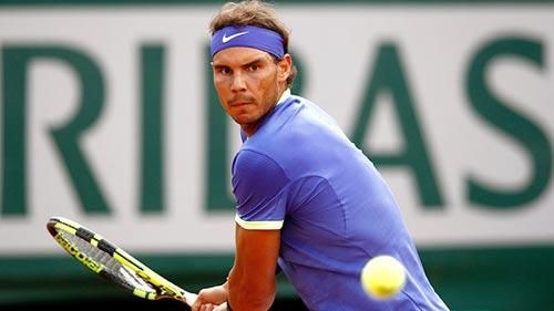 Chi tiết Nadal - Basilashvili: Một trời một vực (KT) - 3