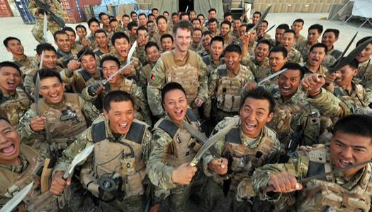 """Siêu chiến binh một mình khiến 200 quân Nhật """"khiếp vía"""" - 1"""