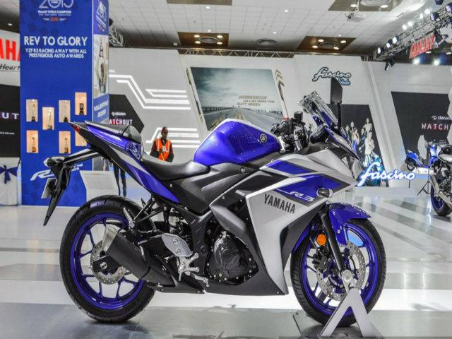 Nguyên nhân Yamaha R3 ở Việt Nam giảm giá sốc