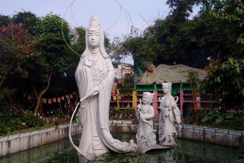 Nghĩa trang chó mèo độc nhất Hà Nội - 1
