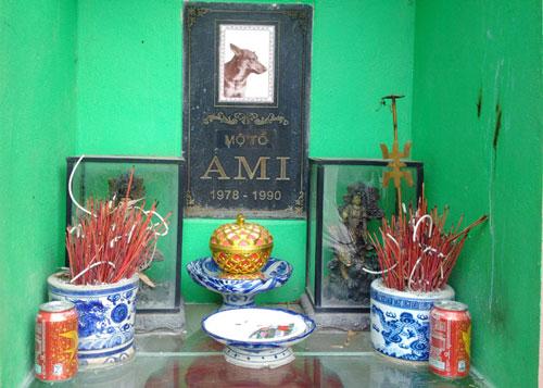 Nghĩa trang chó mèo độc nhất Hà Nội - 5