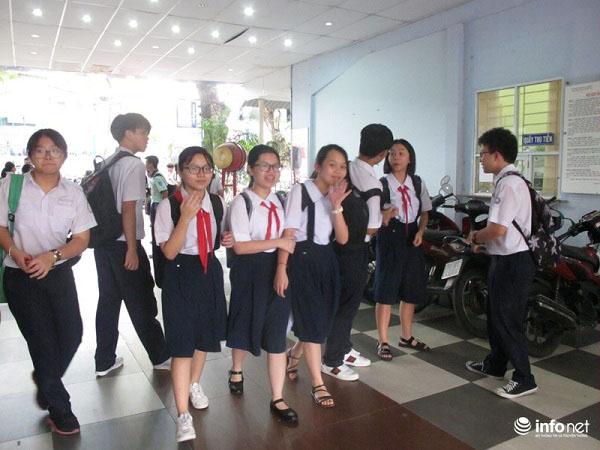 Ngày thi lớp 10 đầu tiên tại TP.HCM: 411 thí sinh bỏ thi - 1