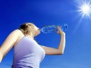 Sức khỏe đời sống - 12 cách bảo vệ cơ thể trong thời tiết nắng nóng