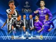 """Bóng đá - Chung kết cúp C1 Real - Juventus: Liên hoàn kế """"phá bê tông"""""""