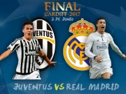 Bóng đá - Chung kết cúp C1 Real - Juventus: Ronaldo & Dream Team siêu đẳng