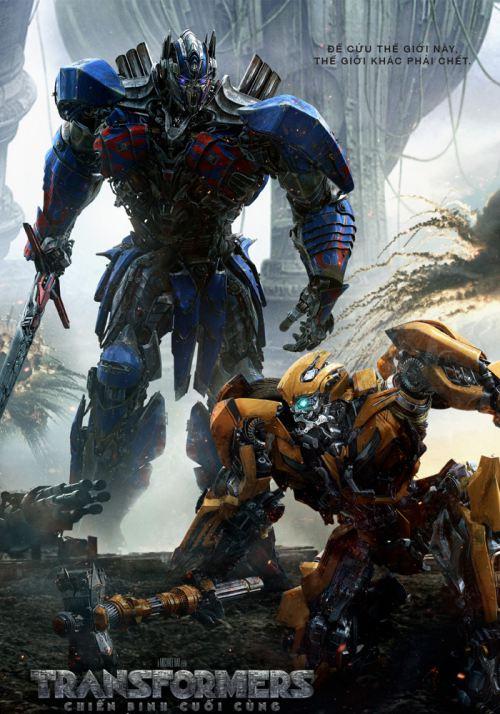 Phim rạp tháng 6: Transformers có đè bẹp được siêu phẩm 16+? - 4