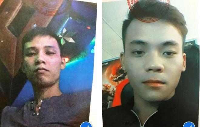 Lộ diện 2 thanh niên dùng súng cướp cửa hàng điện thoại - 2