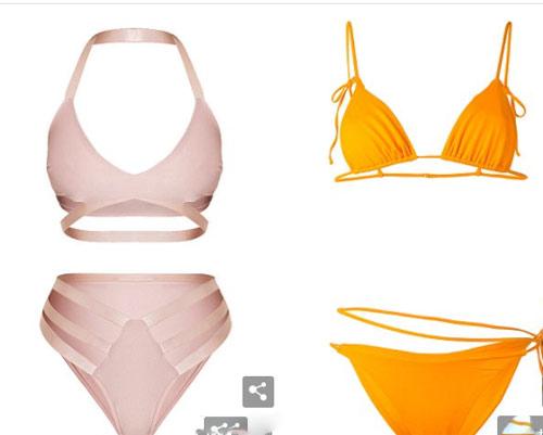 Bikini khoét xẻ hiểm hóc được chị em thích nhất hè này - 8