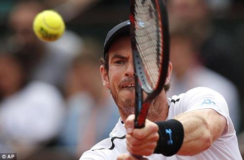 Chi tiết tennis Murray - Del Potro: Thua trắng ở set 3 (KT) - 3