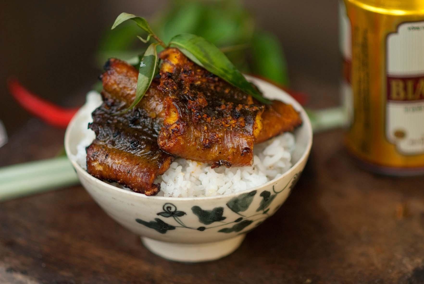 Những thực phẩm cấm kỵ ăn cùng lươn và ba ba - 3