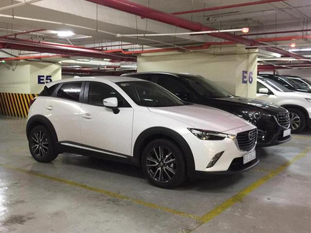 Mazda CX-3 được tạm tính giá 950 triệu đồng ở Việt Nam - 1