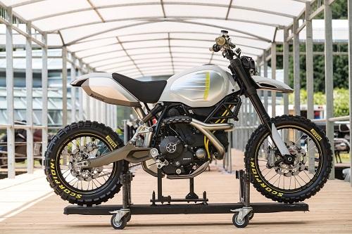 """Ducati Cafe Racer ẵm giải thiết kế vì ... """"quá đẹp"""" - 2"""