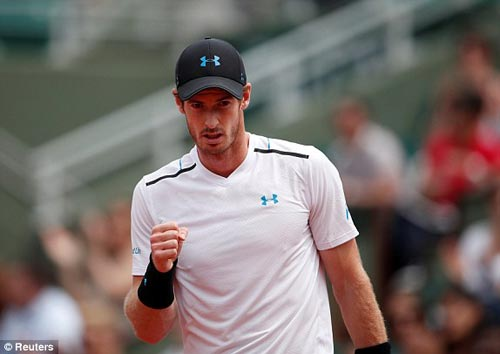 Chi tiết tennis Murray - Del Potro: Thua trắng ở set 3 (KT) - 5