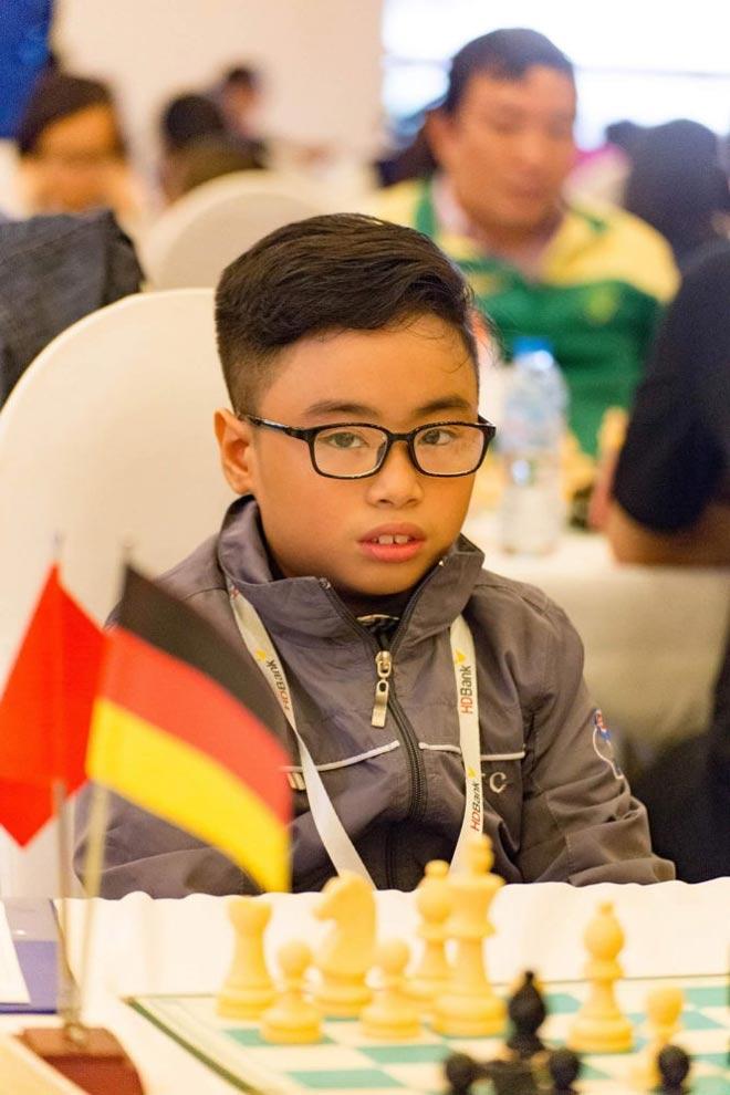 Tin thể thao HOT 3/6: Kỳ thủ Việt Nam đoạt HCV U8 thế giới - 1