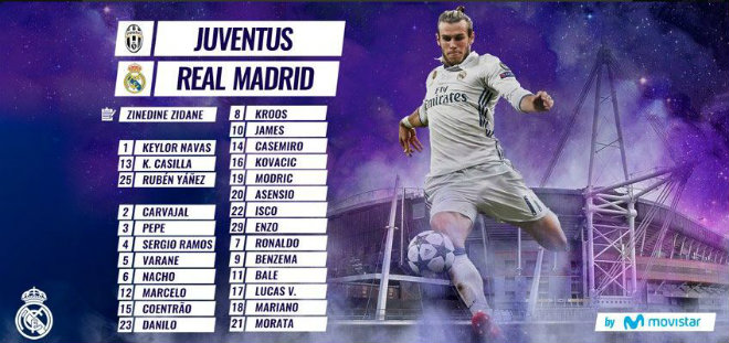"""Chi tiết Real Madrid - Juventus: """"Thần đồng"""" khóa sổ (KT) - 27"""