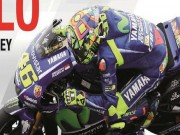 """Thể thao - Đua xe MotoGP: """"Hoàng đế"""" và chiếc xe bốc khói nghi ngút"""
