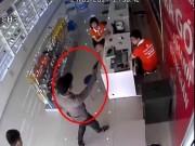 An ninh Xã hội - Lộ diện 2 thanh niên dùng súng cướp cửa hàng điện thoại
