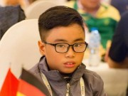 Thể thao - Tin thể thao HOT 3/6: Kỳ thủ Việt Nam đoạt HCV U8 thế giới