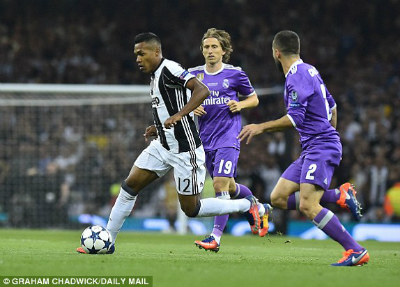 """Chi tiết Real Madrid - Juventus: """"Thần đồng"""" khóa sổ (KT) - 7"""