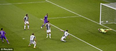 """Chi tiết Real Madrid - Juventus: """"Thần đồng"""" khóa sổ (KT) - 8"""
