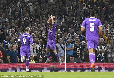 """Chi tiết Real Madrid - Juventus: """"Thần đồng"""" khóa sổ (KT) - 9"""