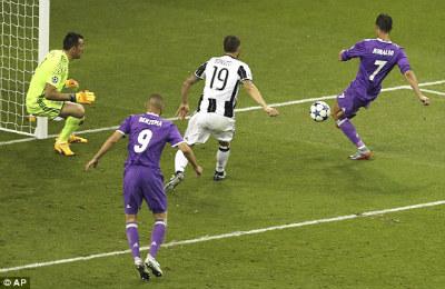 """Chi tiết Real Madrid - Juventus: """"Thần đồng"""" khóa sổ (KT) - 13"""