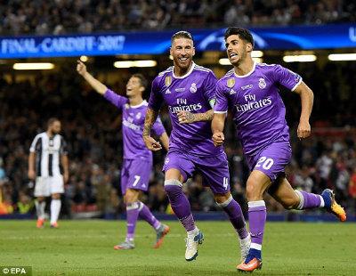 """Chi tiết Real Madrid - Juventus: """"Thần đồng"""" khóa sổ (KT) - 17"""