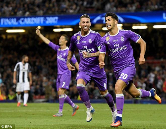Ảnh: Real - Ronaldo phá bỏ lời nguyền, vinh danh sử sách - 10