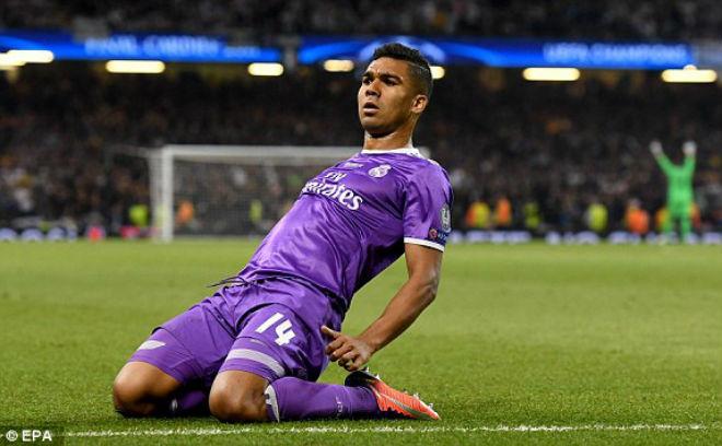 Ảnh: Real - Ronaldo phá bỏ lời nguyền, vinh danh sử sách - 6