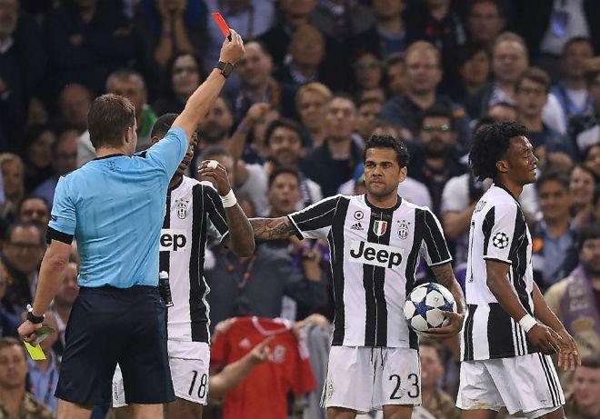 """Ramos diễn kịch, SAO Juventus ăn thẻ đỏ """"ngớ ngẩn"""" - 5"""