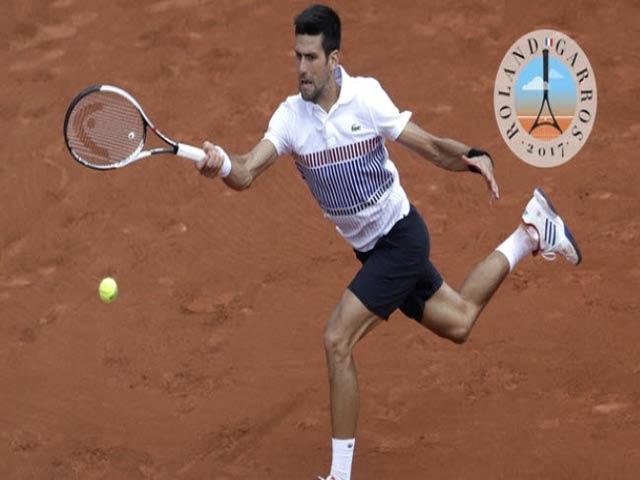 Trực tiếp tennis Roland Garros ngày 8: Nadal, Djokovic coi chừng