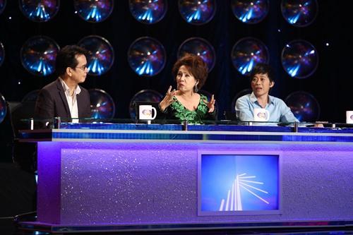 """Minh Thuận """"trở về"""" trên sân khấu khiến Hoài Linh xúc động - 3"""