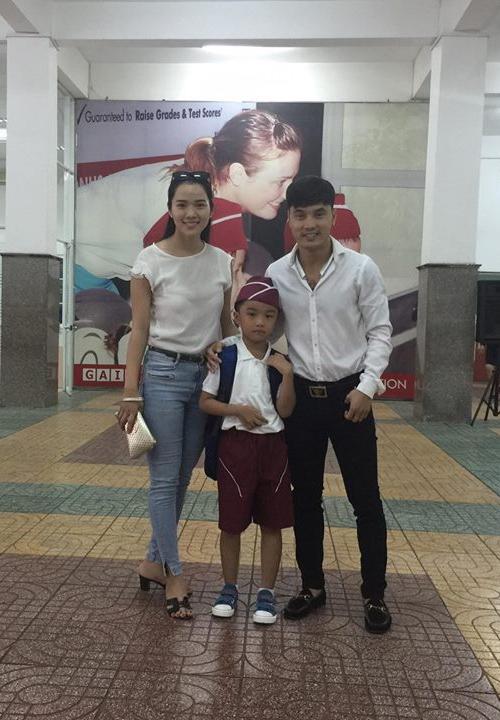 Bất ngờ cách bố dượng đối xử với con riêng của Jennifer Phạm, Kim Cương - 4