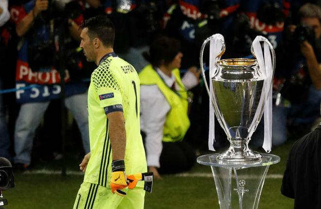 """Real vô địch cúp C1: Nước mắt Buffon, """"thế lực đen"""" phá Juventus - 1"""