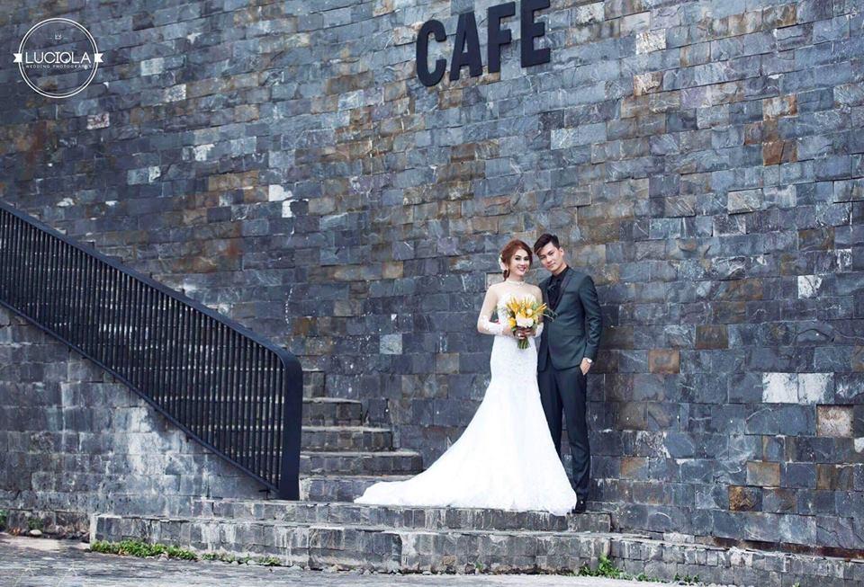Hé lộ bộ ảnh cưới đẹp lung linh của Lâm Khánh Chi - 8