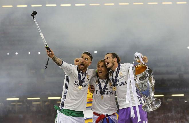 Real Madrid vua châu Âu: Kỳ tích ghi bàn, ngàn năm có một - 3