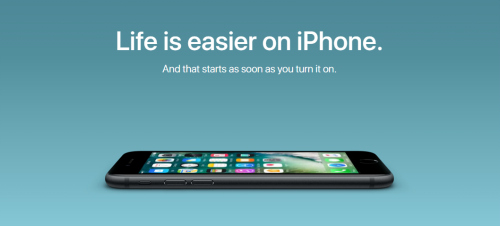 Apple tung loạt video lôi kéo người dùng Android chuyển sang iPhone - 1