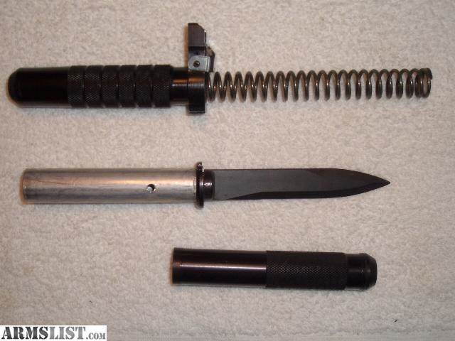 Cận cảnh loại dao găm nguy hiểm tới mức bị cấm ở Mỹ - 1