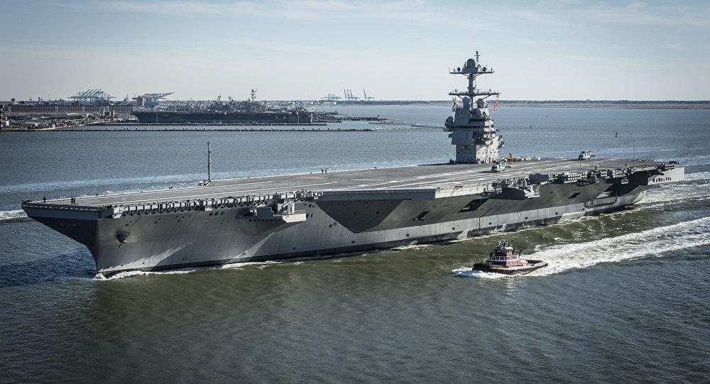 Nga, TQ đối phó siêu tàu sân bay mới nhất của Mỹ thế nào? - 1